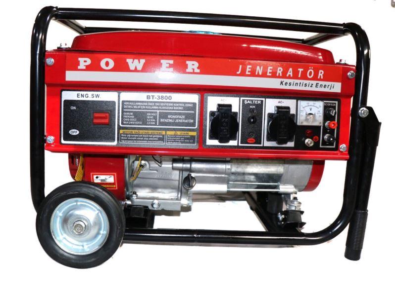 Power serisi Benzinli Jeneratörler